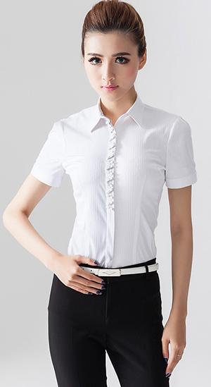 女商务衬衫(三)