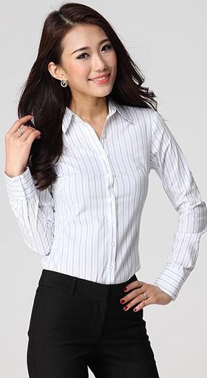 女休闲衬衫(一)