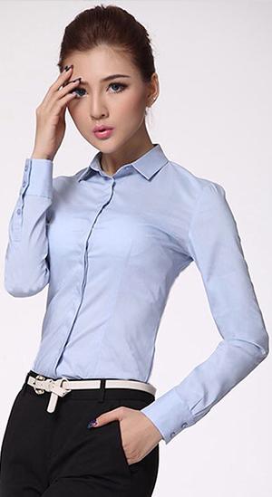 女休闲衬衫(二)